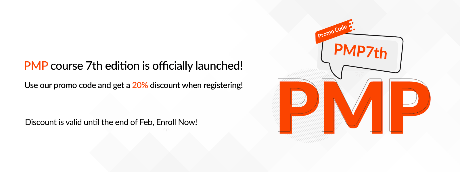 PMP Discount