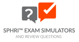 SPHRi™ - Exam Simulators and Review Questions